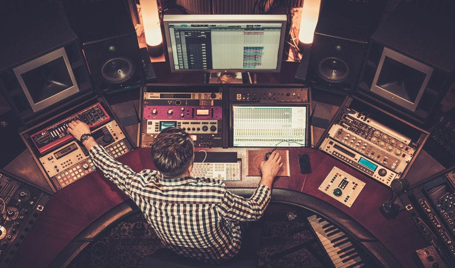 Most Common Examples Of Music Production Careers