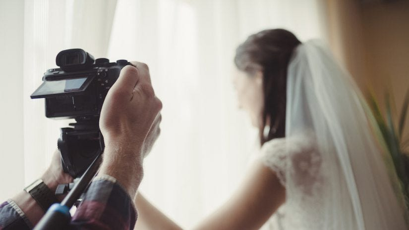 The Ultimate Buying Guide For Beginner Wedding Videographers