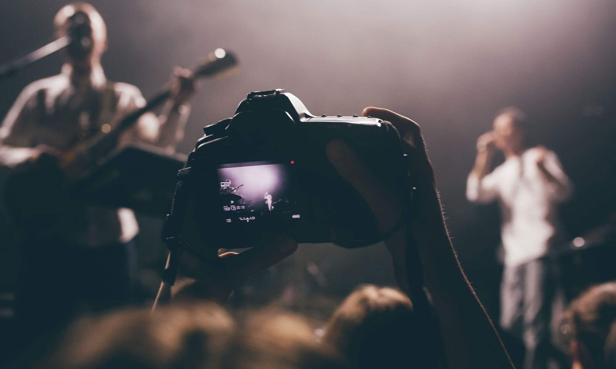 What Is the Best Lens for Concert Photography? - ALC