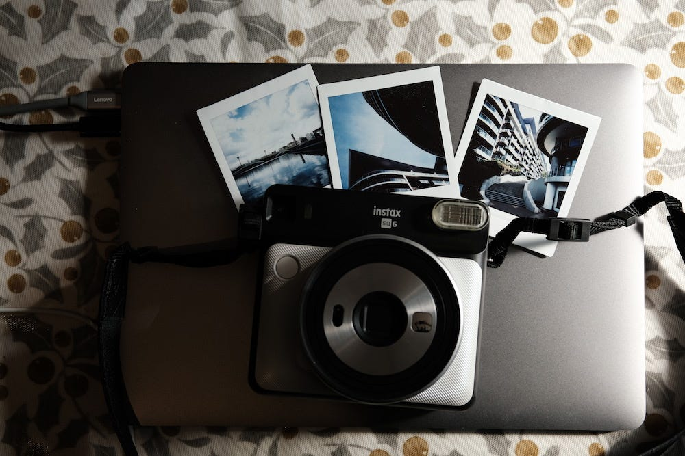Hands-On Review: Testing the New Fujifilm Instax Square SQ6