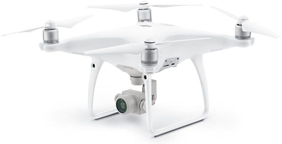 DJI Phantom 4 Advanced drone with camera