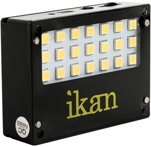 सफेद बैकग्राउंड पर iKED iLED-MA माइक्रो फ्लड लाइट
