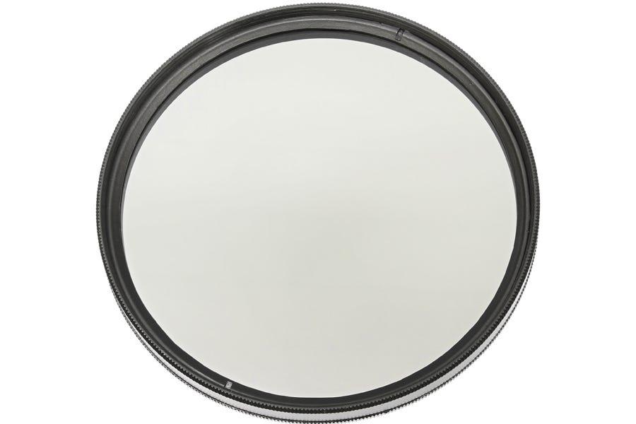 filtro de cámara polarizante