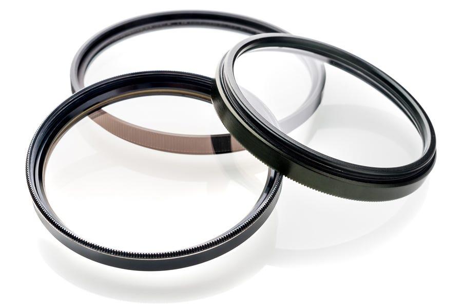 filtros de cámara uv