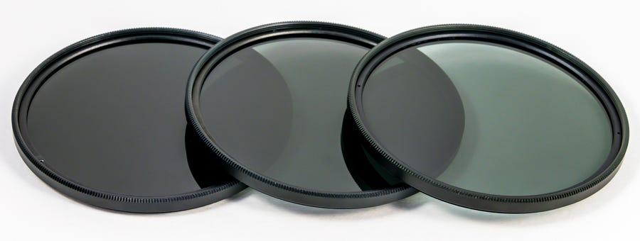 filtros de cámara nd