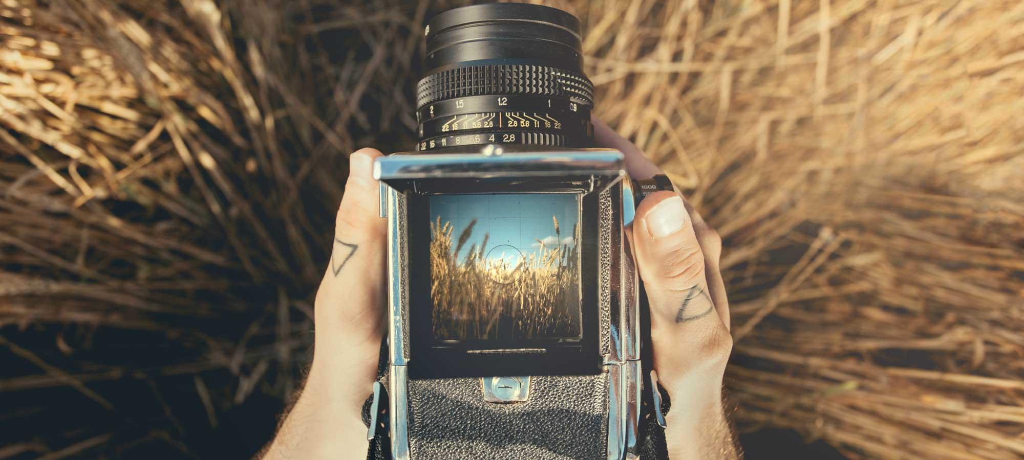 FAQ: What is a Medium Format Camera?