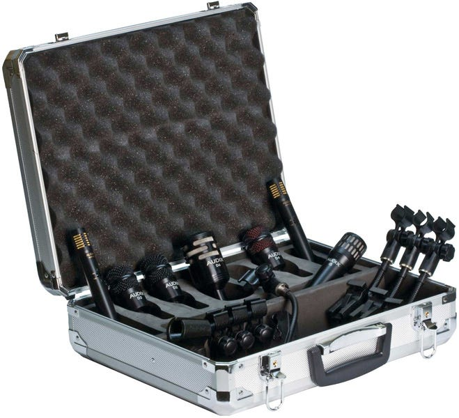 what is the best drum mic kit adorama learning center. Black Bedroom Furniture Sets. Home Design Ideas