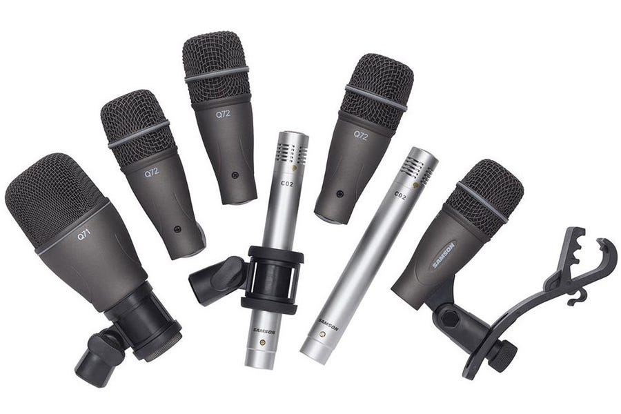 Best Drum Mic Set Budget : what is the best drum mic kit adorama learning center ~ Hamham.info Haus und Dekorationen