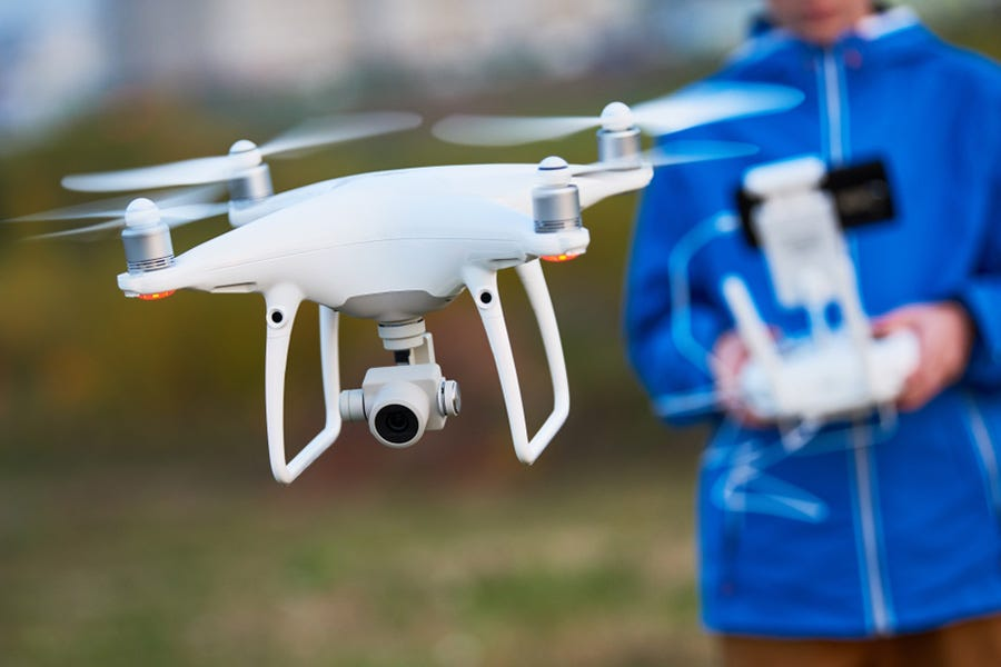 How to Fly a Drone: A Beginner's Guide - 42 West, the Adorama Learning  Center