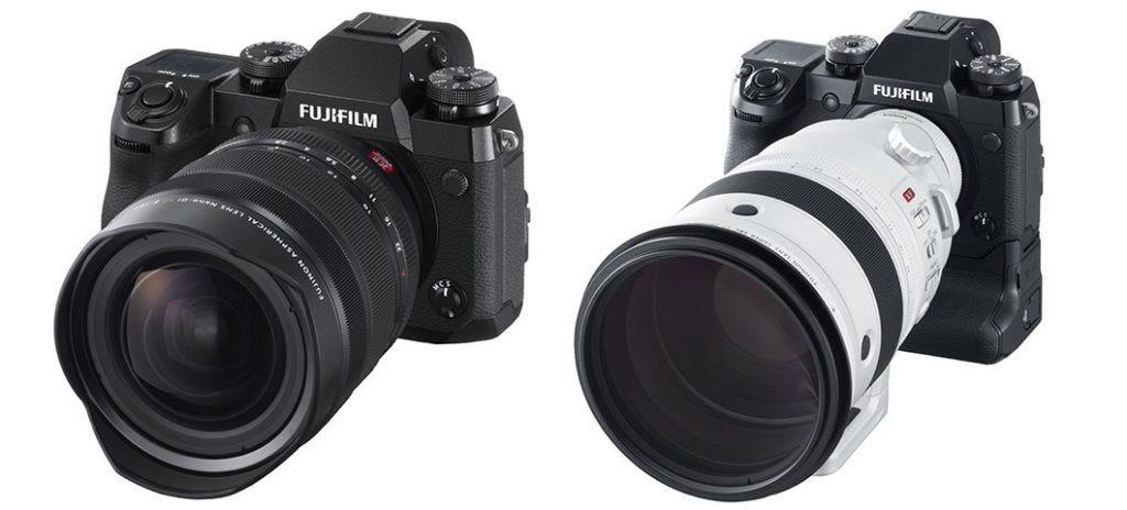 Fujifilm Announces 2 New X Series Lenses: The XF 200mm F/2