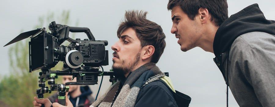 mentoring videographer