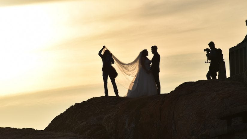 How To Film A Wedding As A Solo Videographer Adorama Learning Center