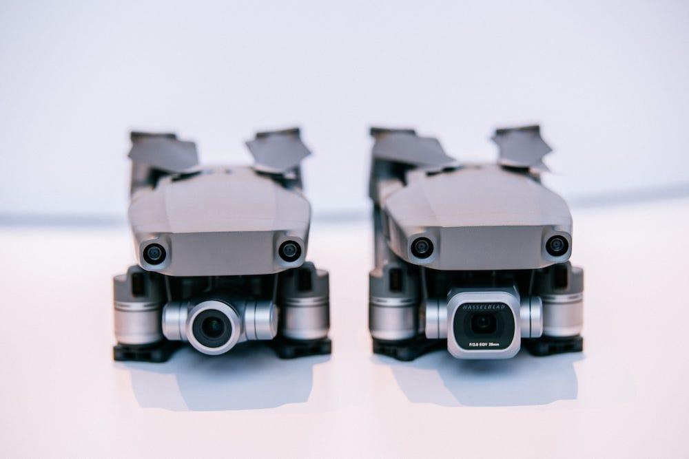 d89f5d8d092 DJI Reveals New Mavic 2 Pro and Mavic 2 Zoom Drones With Impressive ...