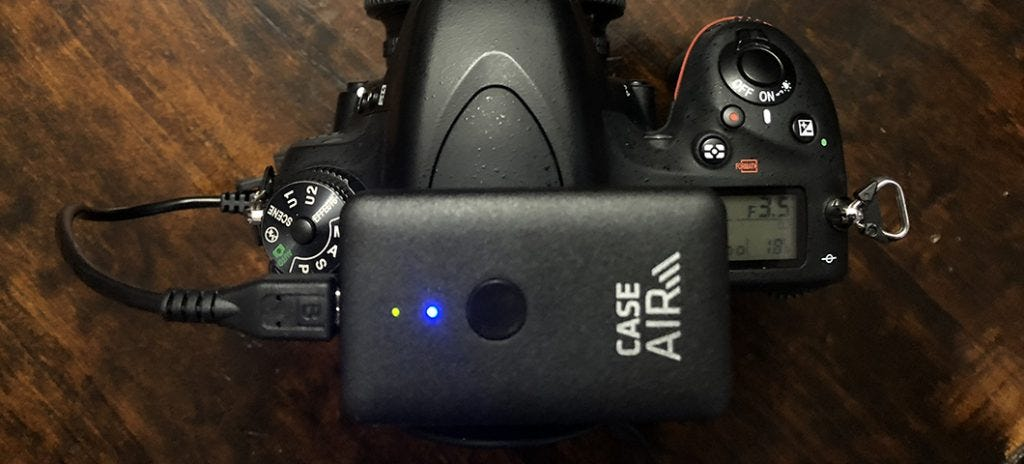 Hands-On Review: Testing the Tether Tools Case Air Wireless