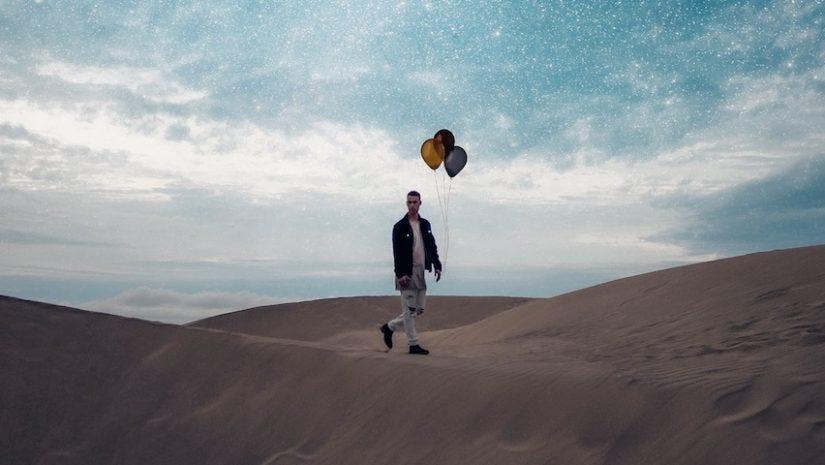 mark jordan blue desert