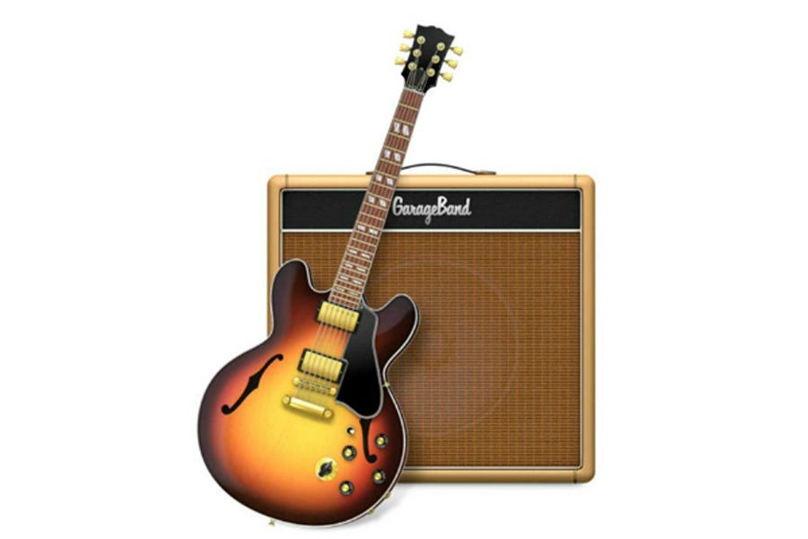 GarageBand best podcast recording software