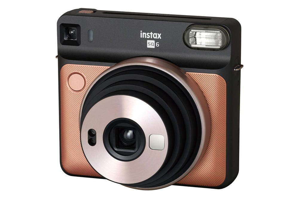 Fujifilm Instax SQUARE SQ6 Instant Film Camera  - fjim16581460 - 2018 Back-to-School Buying Guide: The Gadgets Every Student Needs