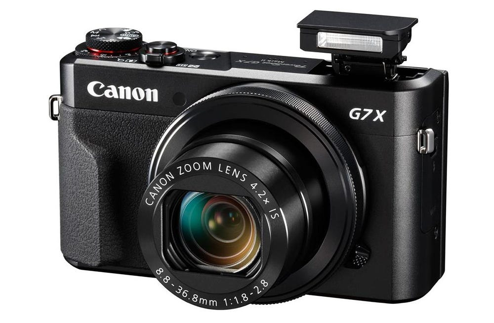 Canon PowerShot G7 X Mark II  - icag7xm2 - 2018 Back-to-School Buying Guide: The Gadgets Every Student Needs