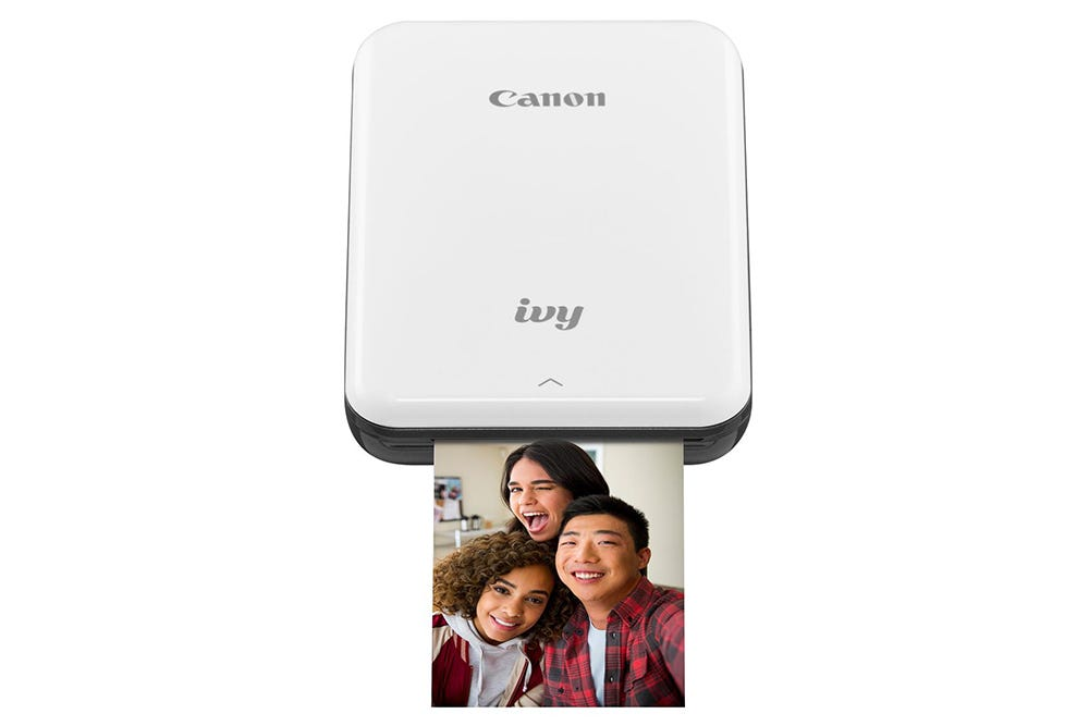 Canon IVY Mini Photo Printer  - icaimpgy - 2018 Back-to-School Buying Guide: The Gadgets Every Student Needs