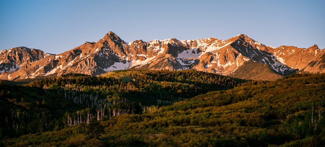 The Top 5 Mountain Ranges to Photograph in the United States - 42 West, the Adorama Learning Center