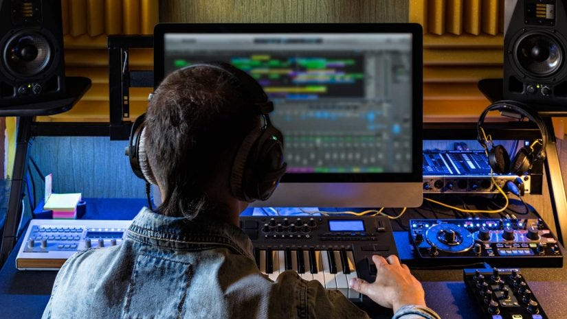 good music software for beginners