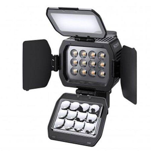 YouTube वीडियो के लिए Sony HVL-LBPC हाई इंटेंसिटी एलईडी बैटरी वीडियो लाइट लाइटिंग