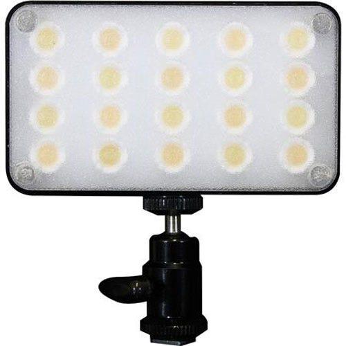 YouTube वीडियो के लिए Core SWX TorchLED Bolt 250 250W ऑन-कैमरा एलईडी लाइट लाइटिंग