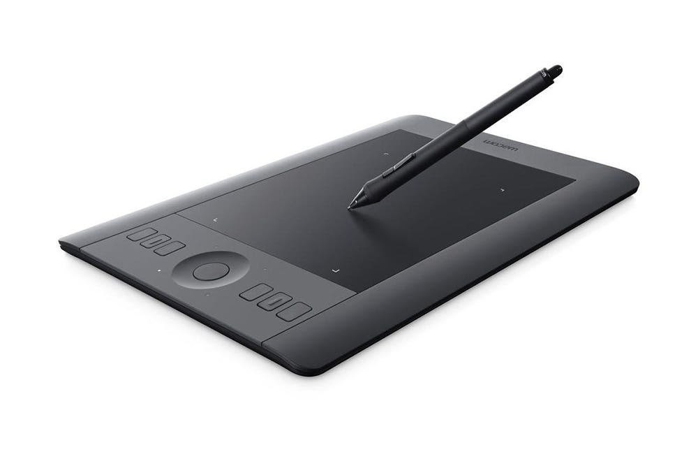 Wacom PTH451 Intuos Pro Pen and Touch Tablet  - wapth451 - 2018 Back-to-School Buying Guide: The Gadgets Every Student Needs
