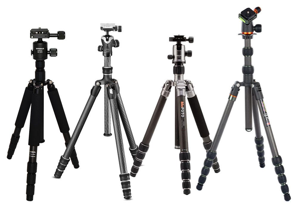 Best Budget Travel Tripod Travelmeta