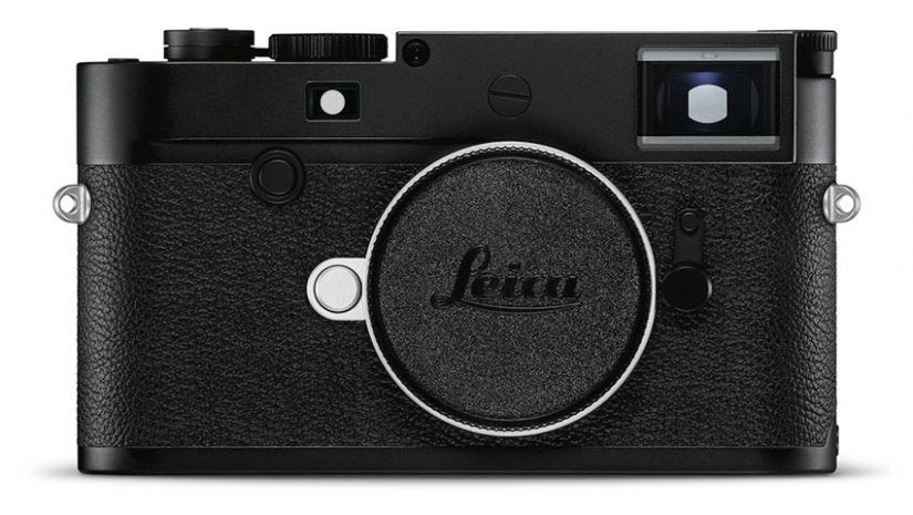 843b8cc04b4 Leica Introduces New M10-D Analog-Style Digital Camera, No LCD Included