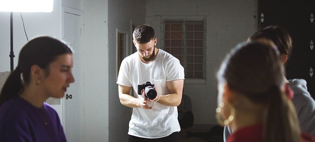 How to Make It as a Freelance Photographer