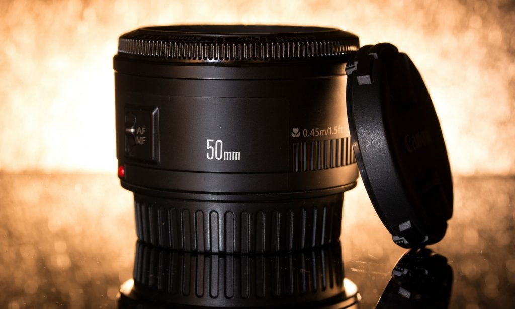 7 Best 50mm Lenses for Canon