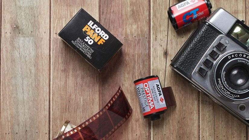 26c29f1c0 Film Photography: Why You Should Get In on the Fun - Adorama ...