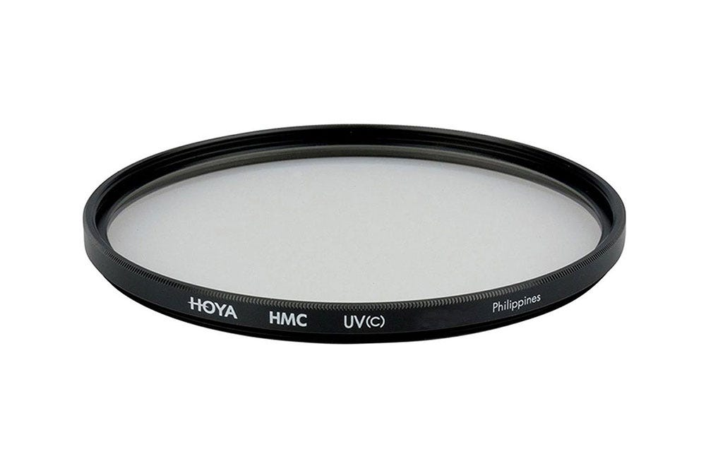 Hoya UV (Ultra Violet) Multi Coated Glass Filter
