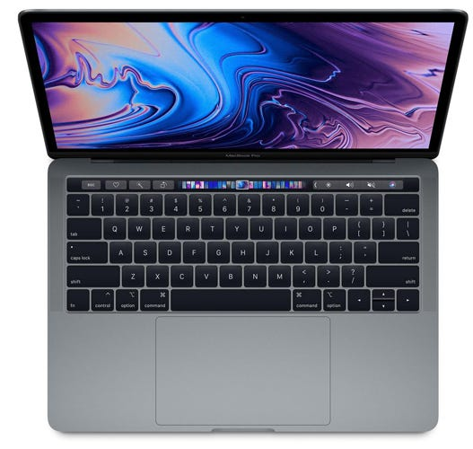 lightroom macbook pro 13 2018