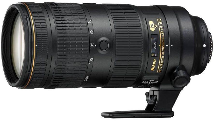 Nikon AF-S 70-200mm f/2.8E FL ED VR best Nikon lenses