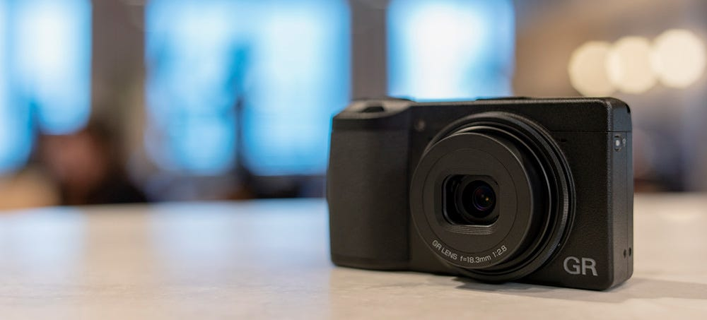 Ricoh Imaging Announces the Brand New Street Photography-Ready GR