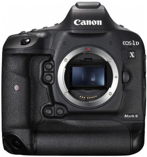 Canon EOS 1DX Mark II Best Cameras for Sports Photography
