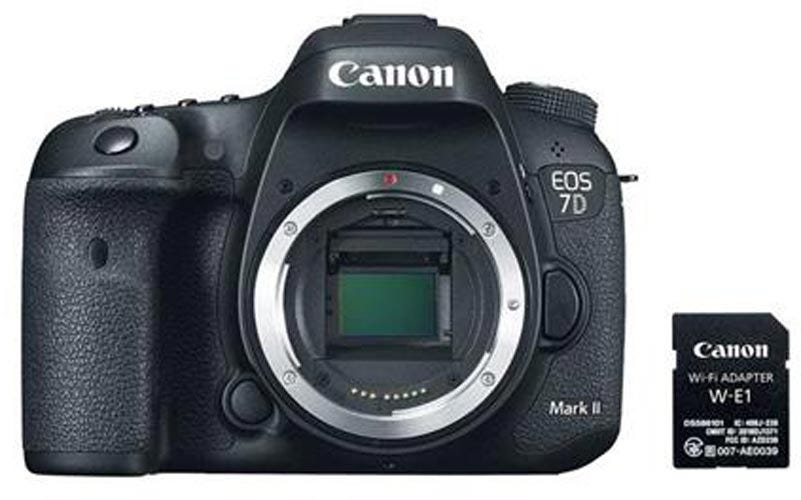 Canon EOS 7D Mark II Best Cameras for Sports Photography