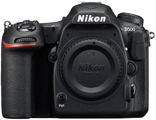 Nikon D500 Best Cameras for Sports Photography
