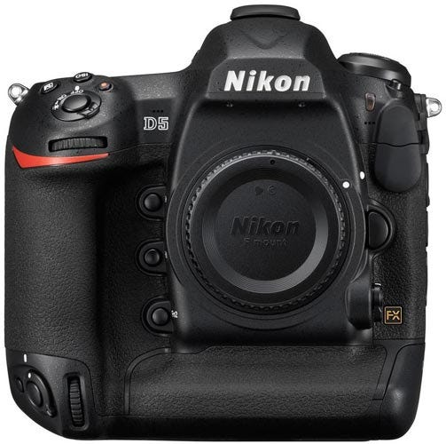 Nikon D5 Best Cameras for Sports Photography