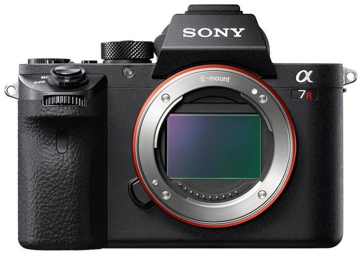 Sony a7R II Best Cameras for Sports Photography