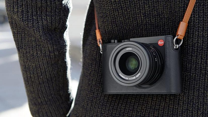 Leica Announces the Q2: a 47MP Camera With a New Full-Frame Sensor