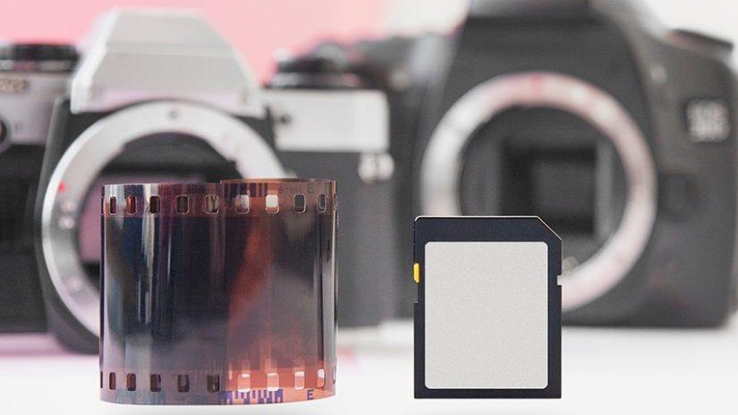 slr and dslr cameras