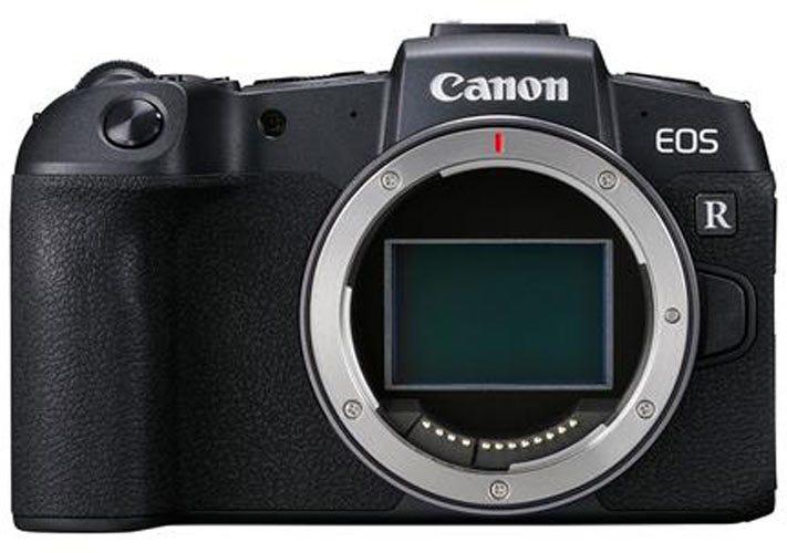 Canon EOS RP best full-frame Canon camera for beginners