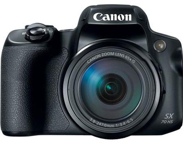 Canon PowerShot SX70 HS most versatile bridge camera from Canon