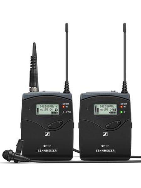 Sennheiser ew 112P G4 wireless lavalier microphone