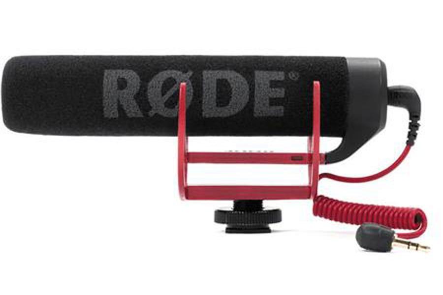 Rode VideoMic Go best on-camera wireless microphone