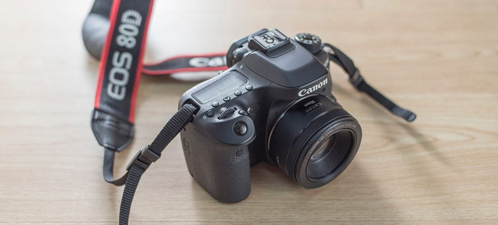 The Best Lenses for Canon 80D Users