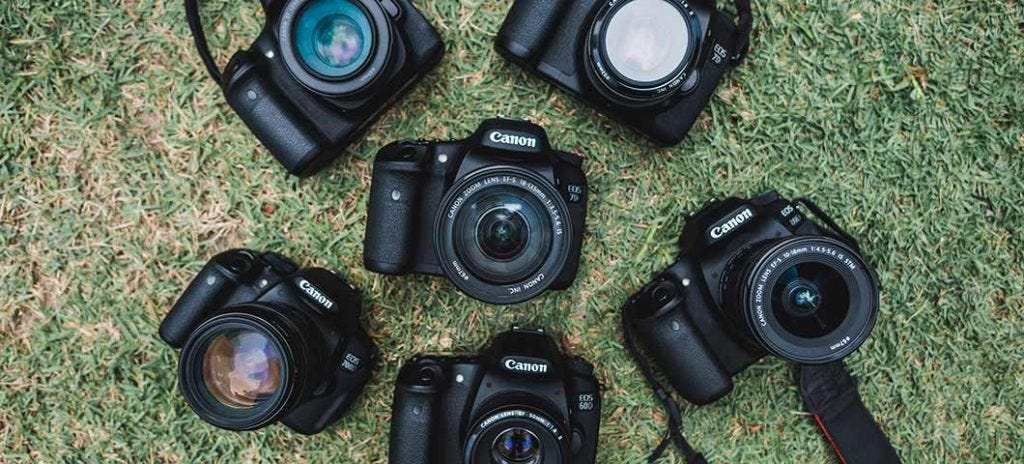 6 Best Canon Lenses for Videography